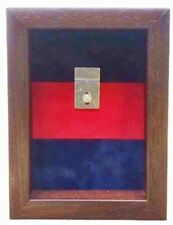 Small Canadian Grenadier Guards Medal Display Case For 2 Medal