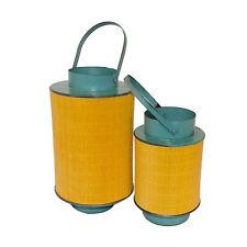 Deko-Kerzenständer & -Teelichthalter im Orientalisch/Asiatisch-Stil aus Metall für Wohnzimmer