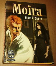 1950 MOIRA JULIEN GREEN FRENCH PLON PAPERBACK BOOK