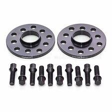Espaciadores hubcentric 10mm para VW Golf Mk4, Mk5, Mk6, Mk7 con pernos de cono