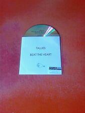 TALLIES Beat The Heart Rare 2 Track CD!