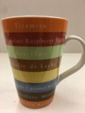 The Cheesecake Factory Handcrafted Multi Colored Coffee Mug Jl080817