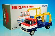 TOMYTEC TOMICA LIMITED VINTAGE LV-75b NISSAN 3.5t Truck Wrecker S=1/64 New!!