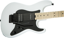Charvel Pro-Mod So-Cal Style 1 HH FR Electric Guitar Snow White SAVE BIG!