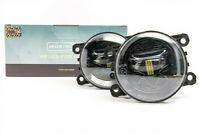 Morimoto XB LED Fog Lights - Compatible with 2015-2020 Subaru WRX STi - Type S