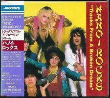 Hanoi Rocks Tracks From A Broken Dream Japan CD w/obi PHCR-2