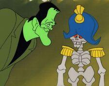 Groovie Goolies Animated Filmation Production Cel Frankie Bone Monster 1970s