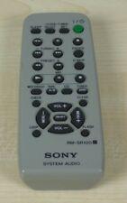 Sony RM-SR100 Fernbedienung für Sony Anlagen