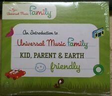 Universal Music Family Sampler JACKSON 5 MARTHA and THE VANDELLAS SMASH MOUTH
