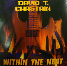 David T Chastain Within The Heat 11 Track Vinyl LP
