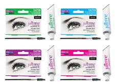 Julienne Permanent Color Eyelash Eyebrow Dye Color Lash Tint + Eye Wand 15Ml Uk*