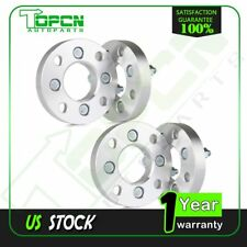 4X 25mm 4x114.3 to 4x100 Wheel Spacers Adapter 12x1.5 76-85 For Toyota Celica