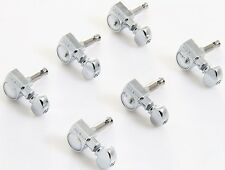 Grover 305C6 Rotomatic Tuners - 6-In-line - Chrome