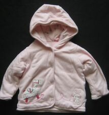 Giacca reversibile Baby ragazza Marks & Spencer Baby Giacca Cappuccio 3-6 mesi 68 - 74