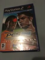 ❤️ Playstation 2 Ps2 Neuf Sous Blister Pal Fr Pes Pro Evolution Soccer 2008