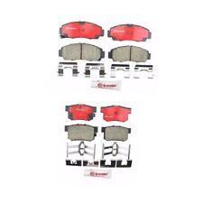 Front & Rear Disc Brake Pads KIT Brembo for Acura CL RL TL Honda Accord3