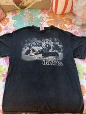 Winterland The Doors Black Jim Morrison Tshirt M