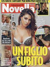 Novella 2016 46#Belen Rodriguez & Andrea Iannone,Michelle Hunziker,Marco Bocci,j