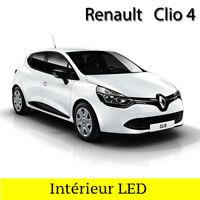 Kit éclairage éclairage intérieur ampoules à LED Blanc pour Renault  Clio 4