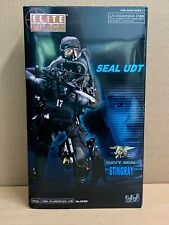 "Elite Force ""Stingray"" 12 inch Action Figure Seal UDT By Blue Box Toys L@@K!"