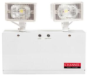 NEW CHANNEL GROVE LED EMERGANCY TWINSPOT 220-240AC