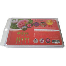 High Quality 3D Jelly Gelatin Tools - Gelatin Art Flowers Tools (10pcs/Set #15)
