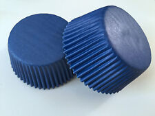 50 pcs Dark Blue Cupcake Liner Baking Cup Standard Size Liners Solid Wedding