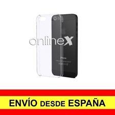 Funda Carcasa Cristal Clear  Iphone 5 5S 5C Ultrafina Dura Transparente a3705