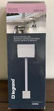 Legrand Adorne Plug-In Control Box Magnesium Apcb3Tm4 New In Box