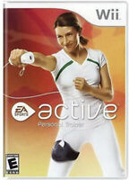 EA Sports Active (Nintendo Wii, 2009) Wii Personal Trainer Sports Game