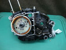 85 SUZUKI SP250 SP 250 F SP250F ENGINE CASE, CRANK, & FLYWHEEL, LEFT #X37
