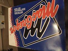 Macgregor X44Re Asa Slow Pitch Softball, 11-Inch (seven balls)
