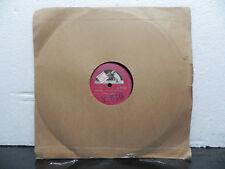 "Shri Pannalal Ghosh Instrumental Rare 78 Rpm 10"" Record HMV Indian N 94760 EX"