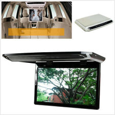 12.1' Overhead Flip Down Hd Monitor and Car Roof Video Player Entertainment