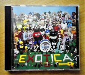 THE EXOTIC BEATLES - PART 2 - CD - Part Two - Various Artists 1994