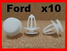 For Ford 10 door card trim panel fasteners retainer clips