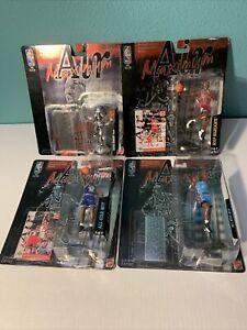 Lot Set Mattel Maximum Air Michael Jordan action figures