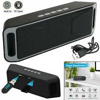 40W Portable Wireless Bluetooth Speaker Waterproof Stereo Bass Loud USB/AUX/FM