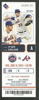 MATT HARVEY New York Mets Ticket Stub JUN 14,2015 VS NATIONALS