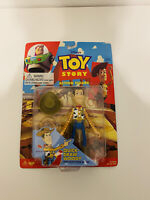 Toy Story Quick-Draw Woody Action Figure Think Way Toy Disney Pixar 1995