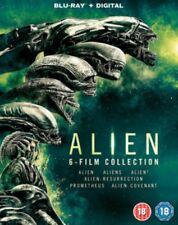 Alien - 6 Film Collection Blu-Ray NEW BLU-RAY (8412207000)