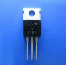 5Pcs 2SC2078 -TO220 27Mhz Rf Power Amplifier Ic New