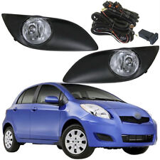 Fog Lamp For Toyota Yaris Hatchback  2009 ~ 2011 /1Set Wire +Switch+Frames+Light