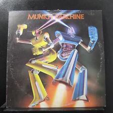 Munich Machine - Munich Machine LP Mint- NBLP 7058 1977 USA Vinyl Record