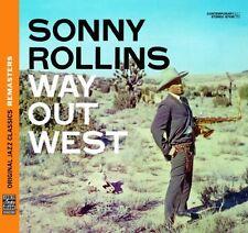 Sonny Rollins - Way Out West [New CD] Bonus Tracks, 24 Bit Remastered
