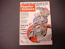 Popular Science Magazine,January 1967,All-Wave Radios,Workshop Projects