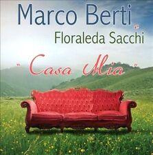 FLORALEDA SACCHI/MARCO BERTI - CASA MIA * NEW CD