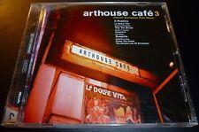 """""""ARTHOUSE CAFE VOL. 3"""" European Soundtrack CD La Dolce Vita Il Postino EXCELLENT"""