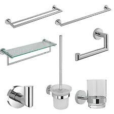 Soap Dish/Dispenser Solid Pattern Bath Accessory Sets