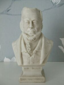 W H GOSS PARIAN BUST OF, SIR MOSES MONTEFIORE